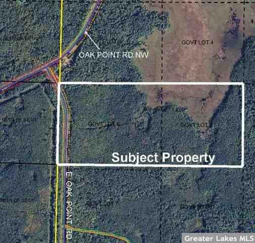 GL5(NESW) & GL6(NWSW) E Oak Point Road, Unorg (143-30) Twp, Cass Lake