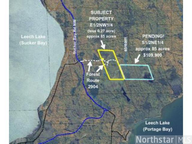 XXXX Forest Route 2904, Otter Tail Peninsula Twp, Cass Lake