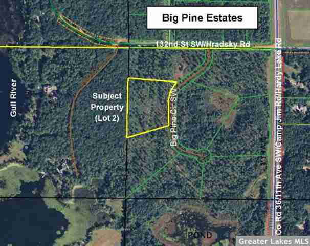 L2B1 Big Pine SW Circle, Sylvan, Pillager