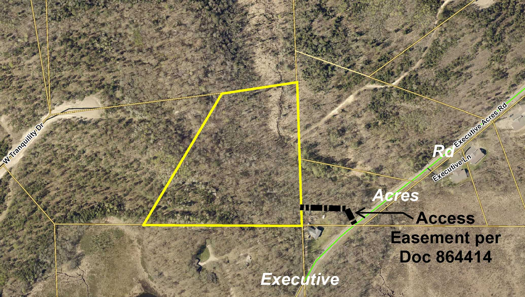 PRICE REDUCED Tract K Executive Acres Road, 1st Assess Twp, Brainerd
