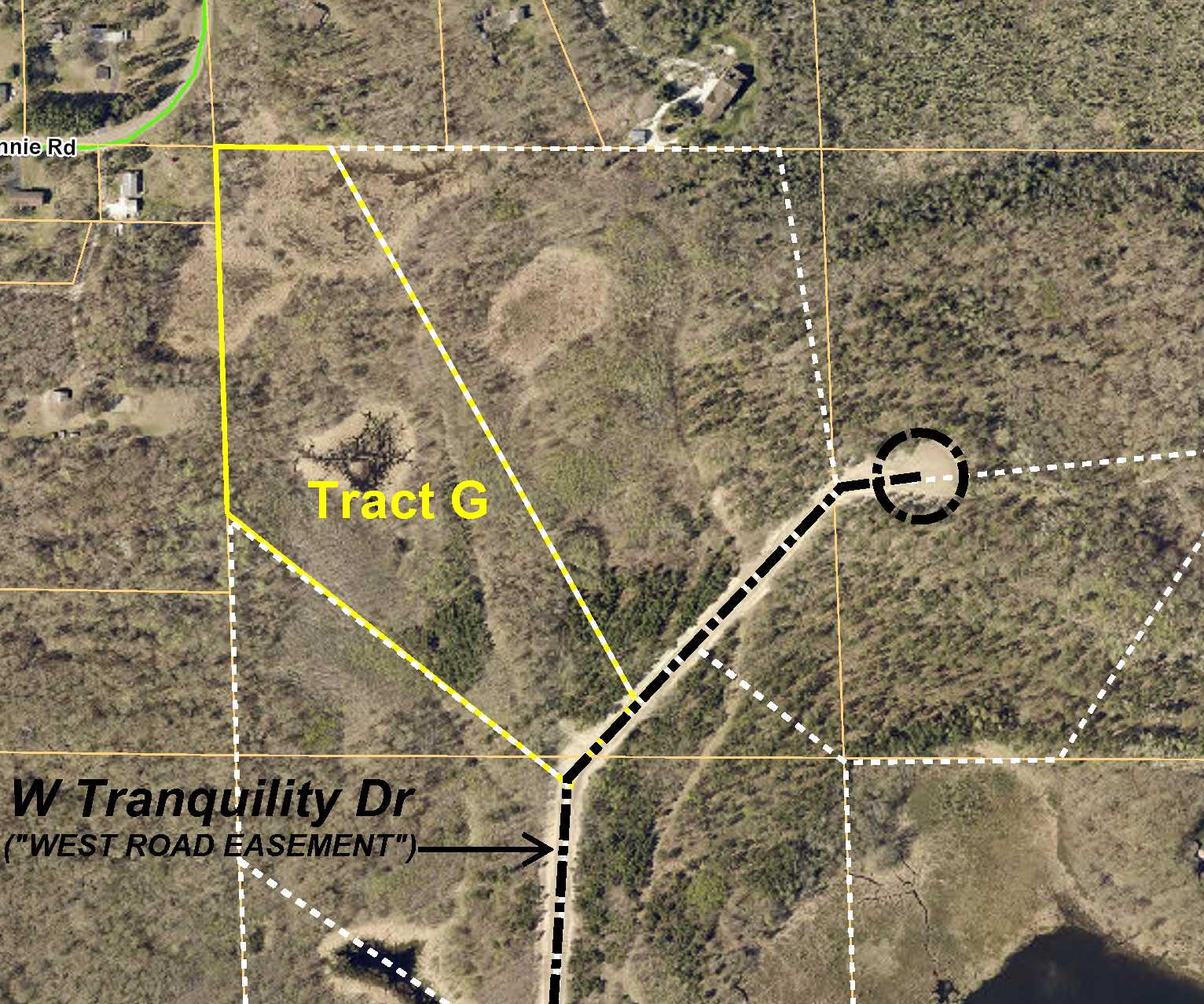 TractG W Tranquility Dr, 1st Assess Twp, Brainerd