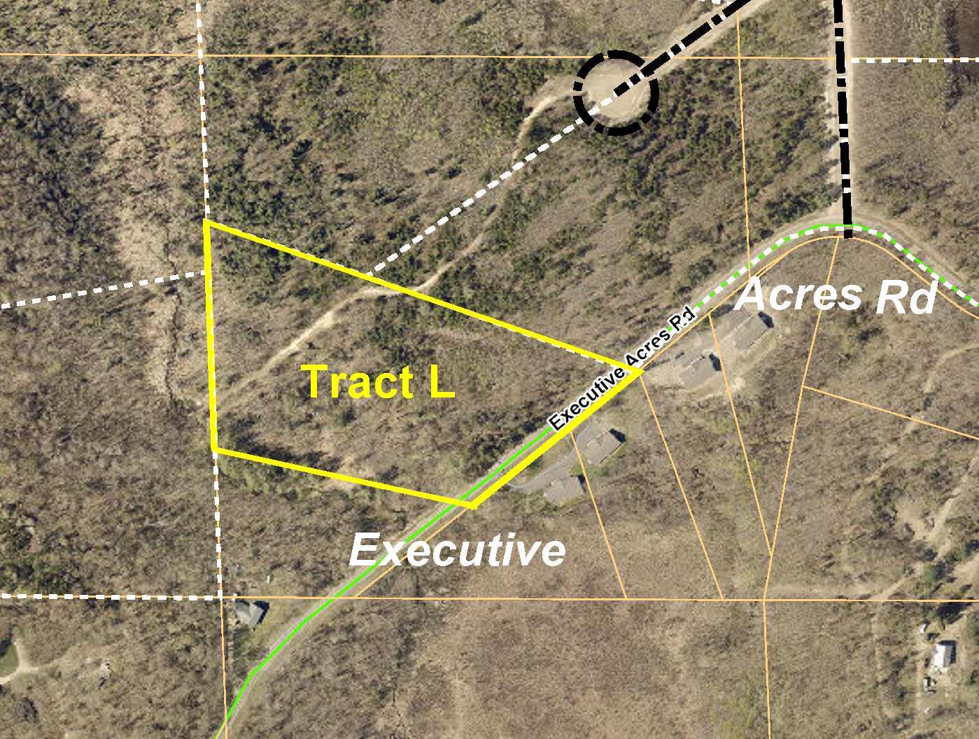 TractL Executive Acres Road, 1st Assess Twp, Brainerd