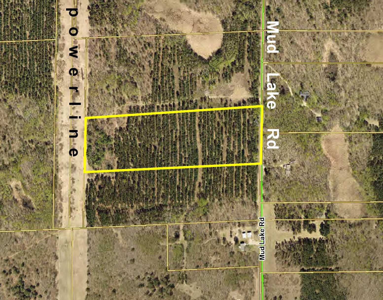 TractH Mud Lake Road, Lake Edward Twp, Nisswa