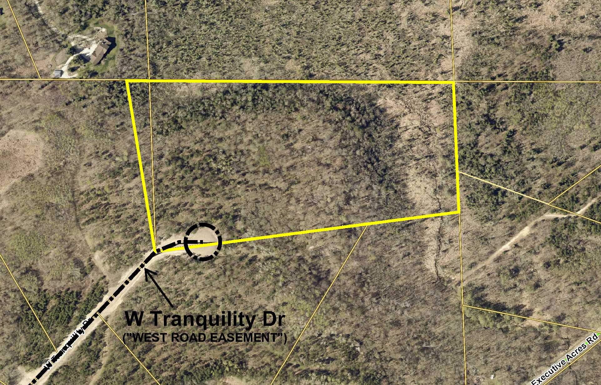 PRICE REDUCED Tract I, W Tranquility Dr, 1st Assess Twp, Brainerd