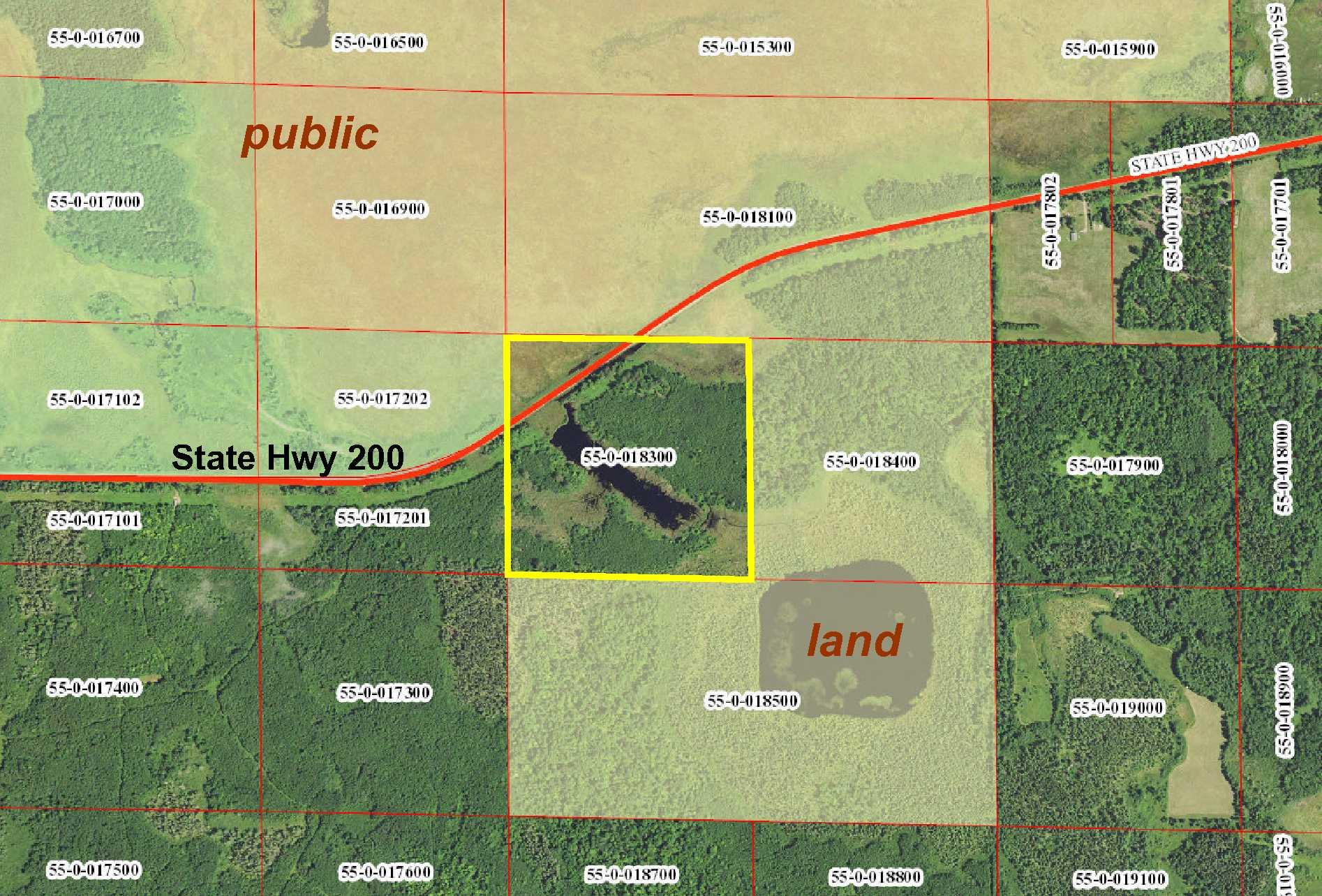 SWNW State Hwy 200, Unorg (052-27) Twp, Swatara