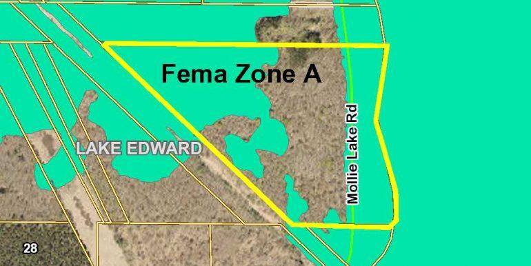 Fema Zone A