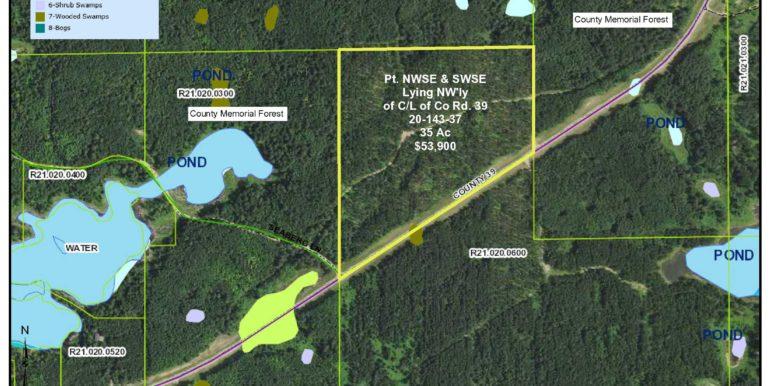 4-Wetland,CLE,LonLosLak,1433720,NW'lyPtNWSE&SWSE.
