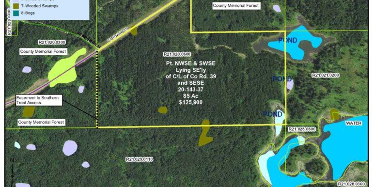4-Wetland,CLE,Lon,Los,Lak,1433720,SE'ly PtNWSE&SWSE,SESE