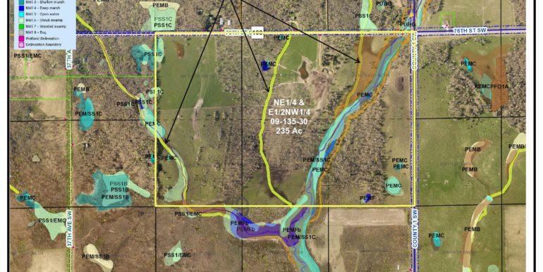 4-Wetland,CAS,Hom,1353009,NE4&E2NW4,,Donde