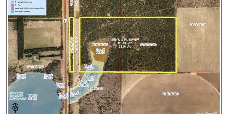 4-WetlandMap,HUB,Bad,1393203,Pt.SWNW&SENW