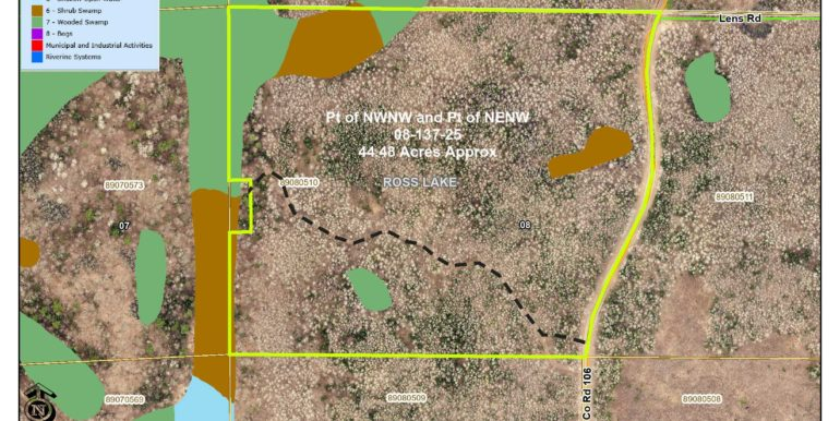 4-WetlandMap,CRO,RosLak,1372508,PtNWNW&PtNENW