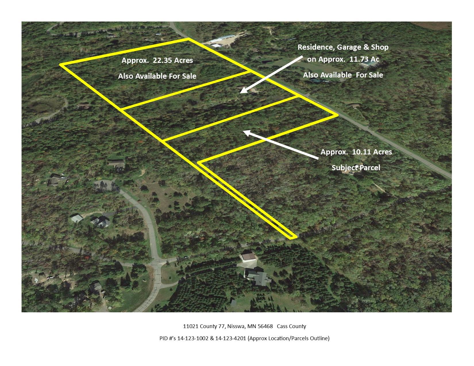 10.11 Acres TBD County 77 SW, Nisswa, MN 56468
